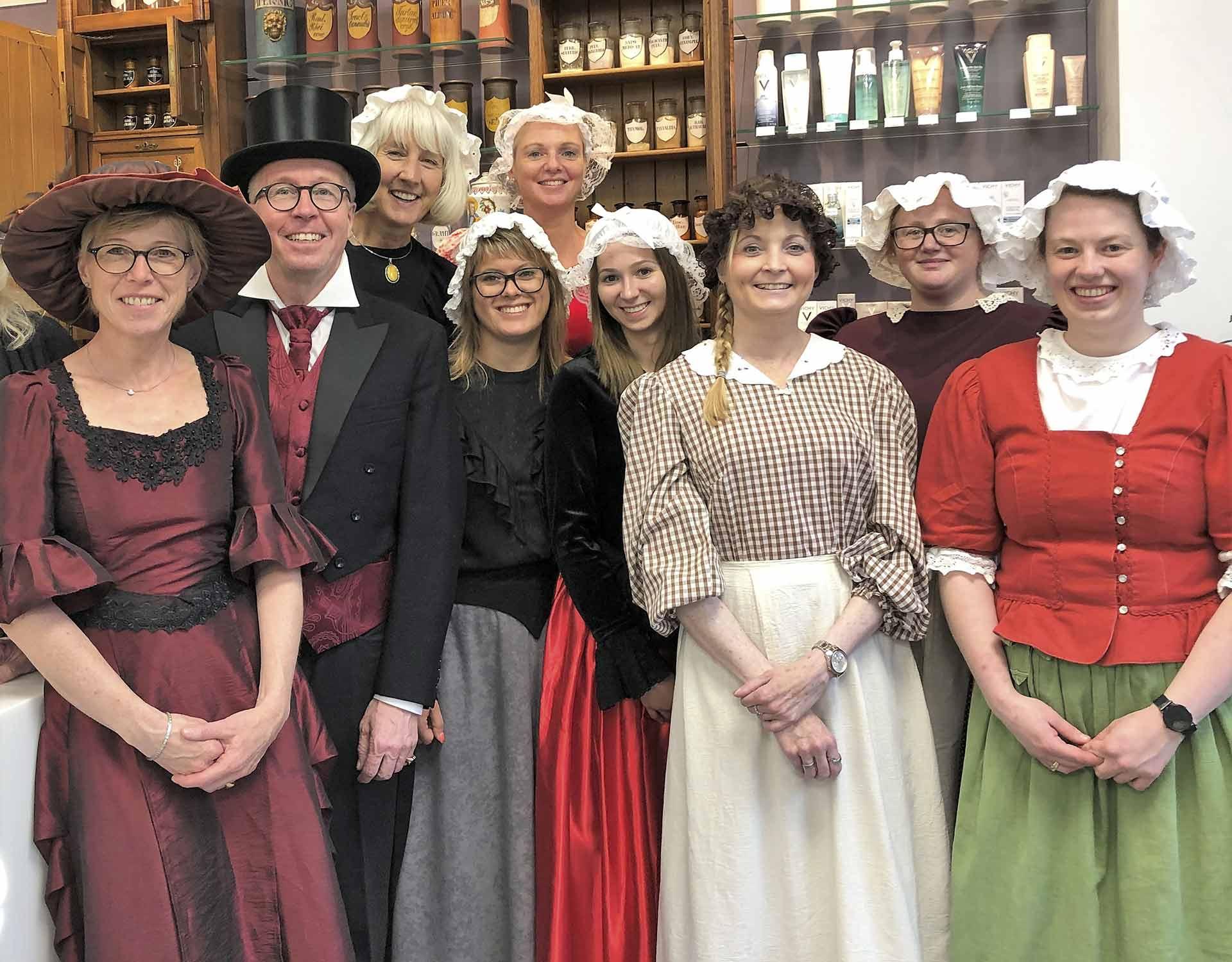 250 Jahre Einhorn-Apotheke