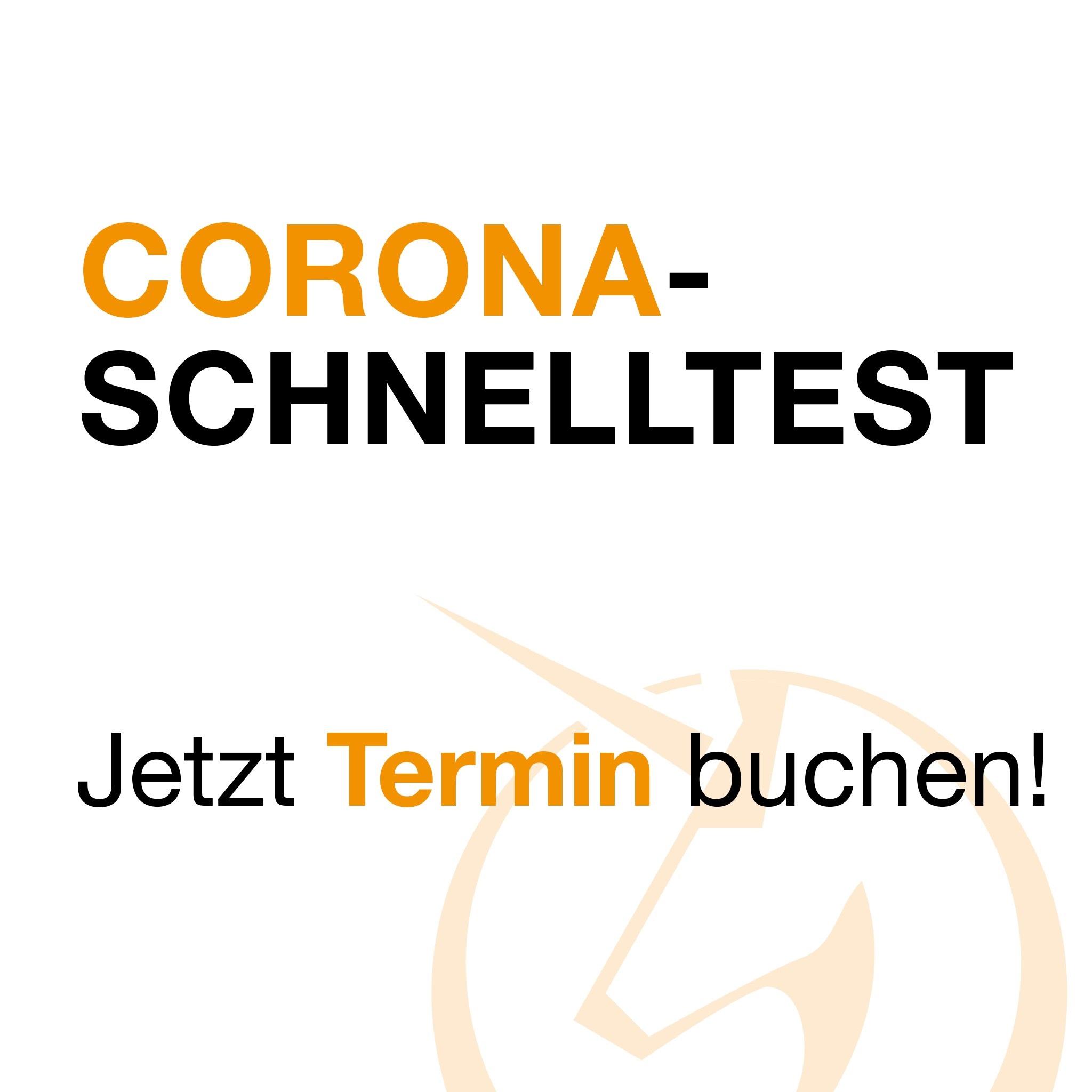 Corona-Schnelltest: Hier geht's zu Ihrem Wunschtermin …